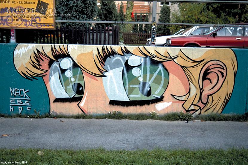 Eyes, 1995