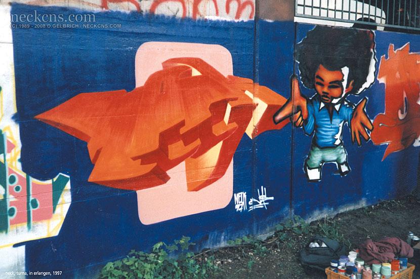 Erlangen, 1997