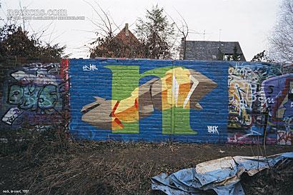green N, 1997