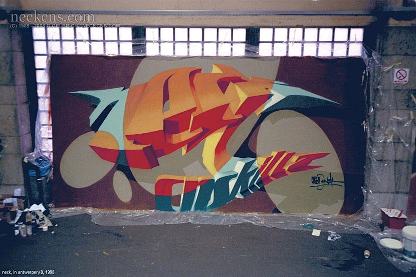 A'pen, 1998