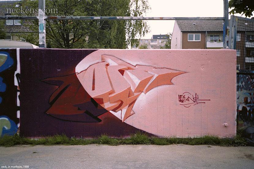 Tint, Monheim, 1998