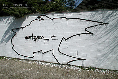 Graffiti Critic: Avantgarde, 2003