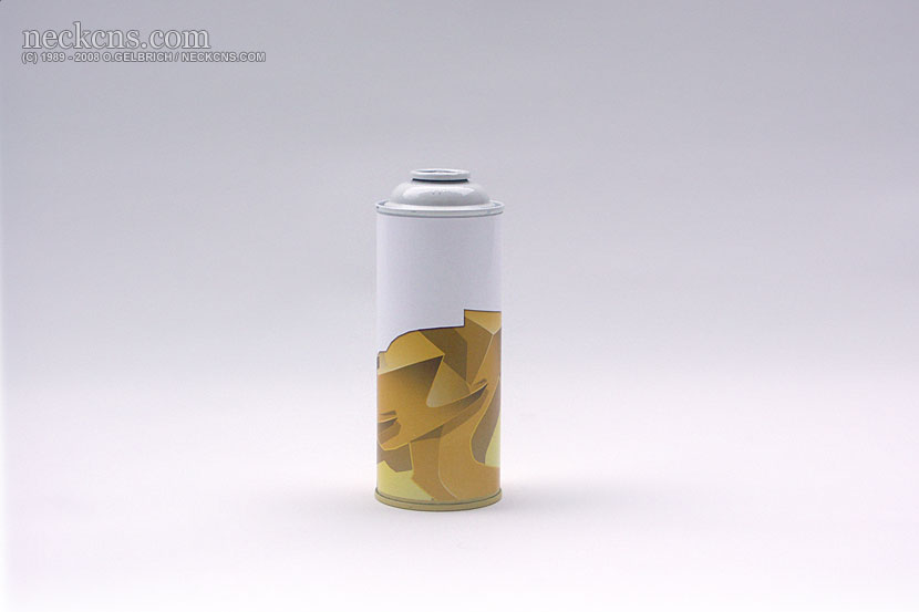 Depth Style Cans: Yellow