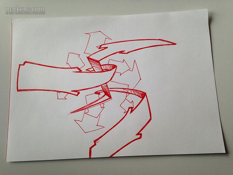 Arrows - 3 the hard way