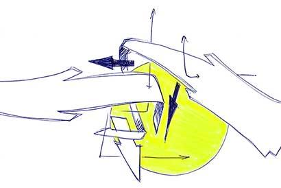 Arrows - yellow