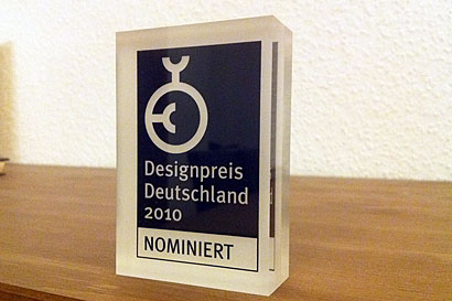 laptopskins.net nominated for German Design Award