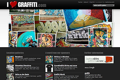 ILoveGraffiti.com