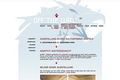 Off the wall 04