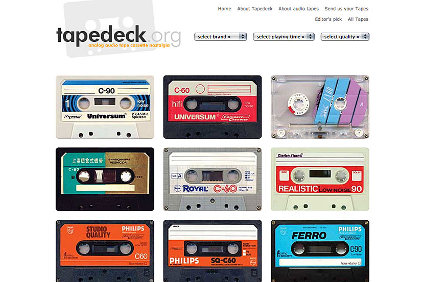 analog audio tape cassette nostalgia. Black Bedroom Furniture Sets. Home Design Ideas