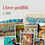 i love graffiti